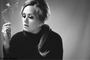 So any day now Adele's voice should be shot, right?