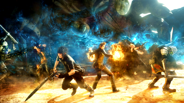 At the Beginning: A Review of Final Fantasy XV