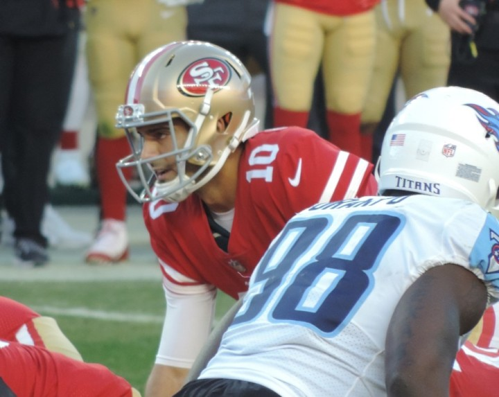 This Week in NFL Incompetence: Week 16 – Jimmy Garoppolo is Incredible