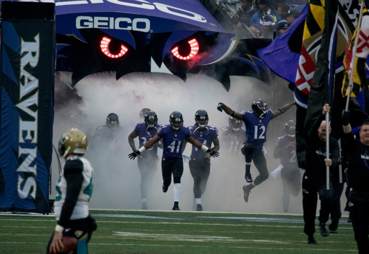 This Week in NFL Incompetence: Week 17 – The Ravens Really Blew It