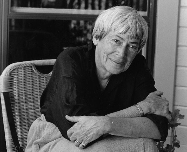 And the Rest Is Silence: In Memory of Ursula K. Le Guin