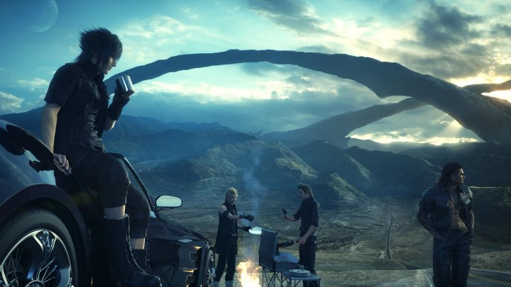At the End: A Review of Final Fantasy XV