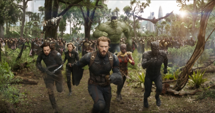 Avengers: Infinity War & Lifetime Viewership