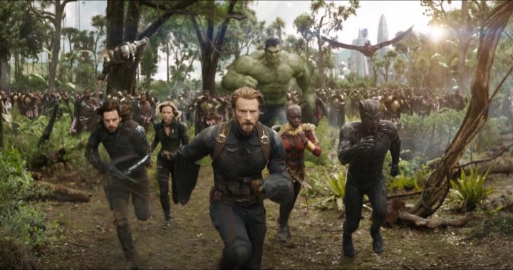 Avengers: Infinity War & LifetimeViewership
