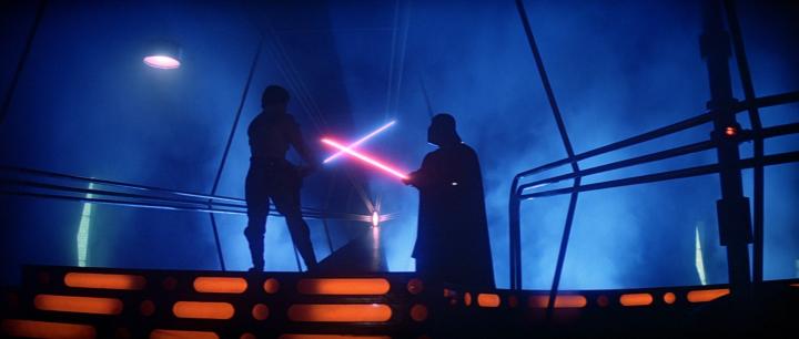 Luke, He Wasn't Always YourFather