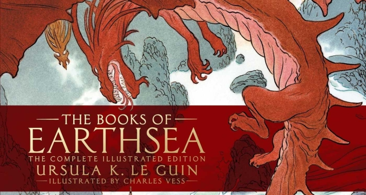 Hunting: Ursula Le Guin's A Wizard of Earthsea