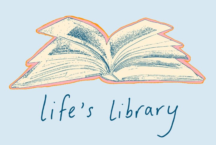 Life's Library and the Guilt of Quitting