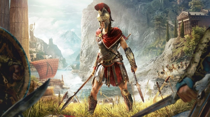 Violent Puzzle: Assassin's Creed Odyssey