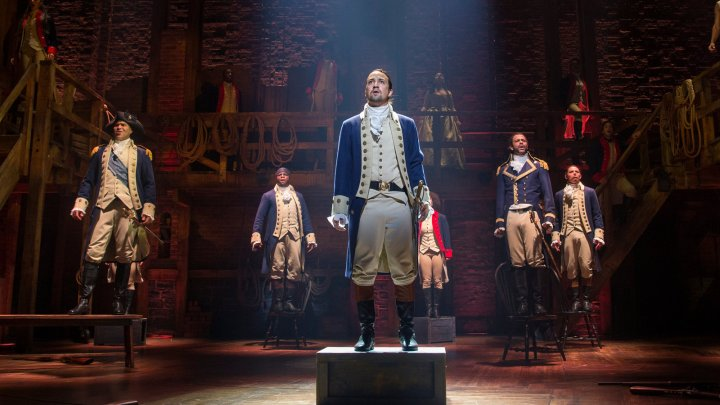 The Best Prog Album in Years Is … Hamilton