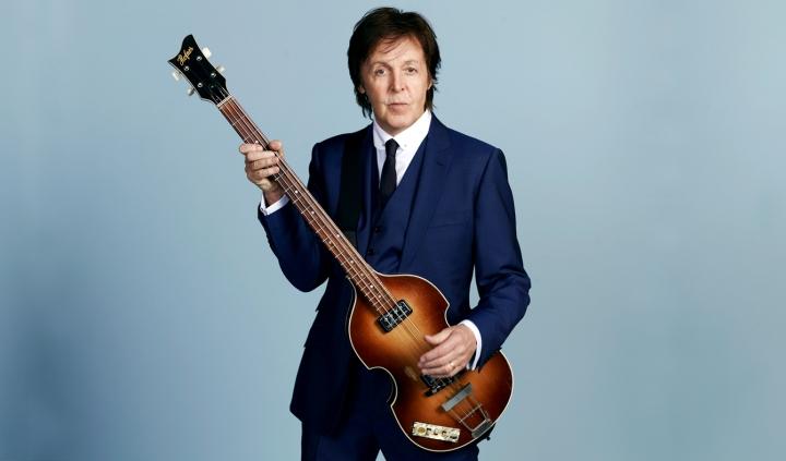 Paul McCartney and the FootlongMadeleine