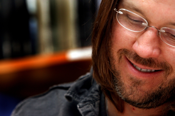 David Foster Wallace and Me